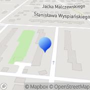 """Mapa """"Pierzynka"""" Firma Handlowo-Produkcyjna Agnieszka Ćwik Brzesko, Polska"""
