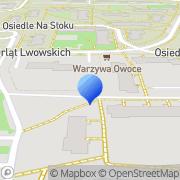 Mapa Dom dla Dzieci Kielce, Polska