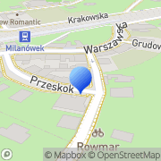 Mapa Pikomp Milanówek, Polska
