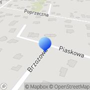 Mapa Delta Brwinów, Polska