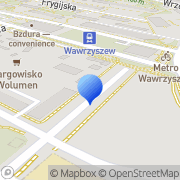 Mapa Soltronik Warszawa, Polska