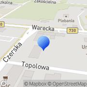 Mapa Sigmaprint Jasieniec, Polska