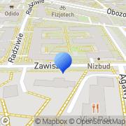Mapa Dekorator Sp. z o.o. Warszawa, Polska