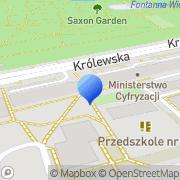 Mapa Ipro Polska Sp. z o.o. Warszawa, Polska