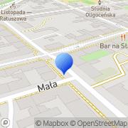 Mapa Gołębiowska Maria. Elektronika Warszawa, Polska