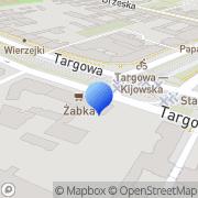 Mapa Piotrowski Janusz. Ślusarstwo Warszawa, Polska