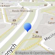Mapa Sigma Warszawa, Polska
