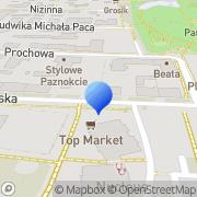 Mapa Mutimedia Serwis Warszawa, Polska