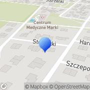 Mapa Godlewski Dariusz. Kaletnictwo Marki, Polska