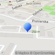 Map J.V.S., s.r.o., Prešov Prešov, Slovakia