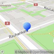Kartta Laulava Ovipumppu Oy Turku, Suomi