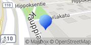 Kartta Isännöinti- ja Lakitoimisto S. Vähätalo Turku, Suomi