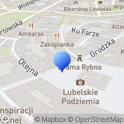 Mapa Solaris Lublin, Polska