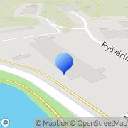 Kartta Keski-Pohjanmaan Hoitopalvelu Oy Kokkola, Suomi