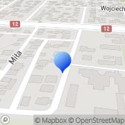 Mapa Prezenteria.pl Sp. z o.o. Chełm, Polska