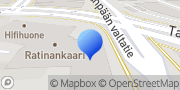 Kartta KK-Palokonsultti Oy Tampere, Suomi