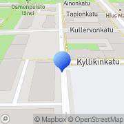 Kartta Pirkanmaan MS-yhdistys ry Tampere, Suomi