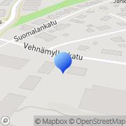 Kartta Silta-Valmennusyhdistys Tampere, Suomi