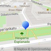 Kartta Maanpuolustuskoulutusyhdistys Helsinki, Suomi