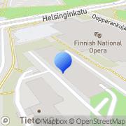Kartta Rusanen MicroClean Oy Helsinki, Suomi