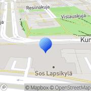 Kartta IL-Kiinteistöt Oy Helsinki, Suomi