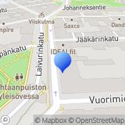 Kartta Suomen Valokuvajärjestöjen Keskusliitto Finnfoto Ry Helsinki, Suomi