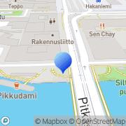 Kartta Kansan Sivistysrahasto Helsinki, Suomi