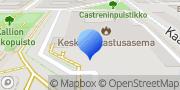 Kartta Kaupunkiympäristön toimiala / Pelastuslaitos Helsinki, Suomi