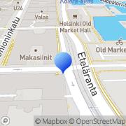 Kartta Suomen Kaupan Liitto Helsinki, Suomi