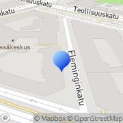 Kartta SOK Kiinteistötoiminnot Helsinki, Suomi