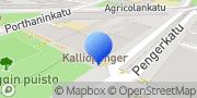 Kartta J.W. Helenius Oy Helsinki, Suomi