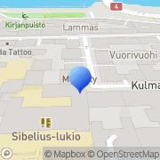 Kartta Maanmittausalan ammattikorkeakoulu- ja opistoteknisten liitto MAKLI ry Helsinki, Suomi