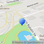 Kartta Kauppapuutarhaliitto ry Helsinki, Suomi