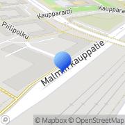Kartta Suomen CP-liitto ry, päivätoimintayksikkö Helsinki, Suomi