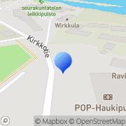 Kartta Haukiputaan Yhdessä Yhdistys ry Haukipudas, Suomi
