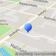 Kartta Maaseudun Sivistysliitto Ry, Pohjois-Suomen aluekeskus Oulu, Suomi