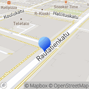 Kartta MTK Pohjois-Pohjanmaa Oulu, Suomi