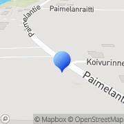 Kartta Asikkalan Kotiseutuyhdistys ry Paimela, Suomi
