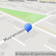 Kartta Mannerheimin Lastensuojeluliitto Kouvolan Paikallisyhdistys ry Kouvola, Suomi