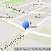 Kartta Pakolaisneuvonta Ry Kouvola, Suomi