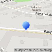 Kartta Sotainvalidien Veljesliiton Varkauden Sotainvalidit ry Varkaus, Suomi
