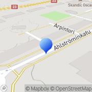 Kartta Varkauden Kuvataideyhdistys ry Varkaus, Suomi