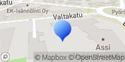 Kartta ISTO Etelä-Karjala Oy Lappeenranta, Suomi