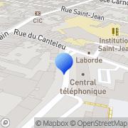 Carte de C.D.P.A. S.A. - Centre de Dépannage de la Pièce Auto Douai, France