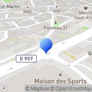 Carte de France Equipement S.A. Varennes-lès-Nevers, France
