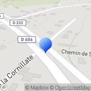 Carte de Guernet S.A.R.L. Villeneuve-sur-Yonne, France