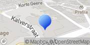 Kaart Logopedie en Stottercentrum Zeeland Middelburg, Nederland