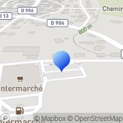 Carte de Agri Haute Loire S.I.C.A. Saint-Paulien, France
