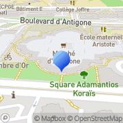 Carte de Crédit Social des Fonctionnaires Montpellier, France