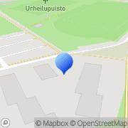 Kartta Lieksan Vanhaintaloyhdistys ry vanhusten vuokratalojen talonmies Lieksa, Suomi